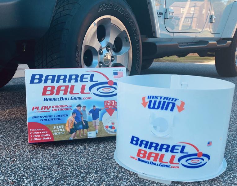 Barrel Ball